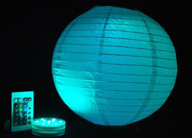 4 Pcs/lot Hioliday événement fête fournitures Submersible Led Vase lumière mariage pièce maîtresse multicolore RGB lumière shisha narguilé lumières
