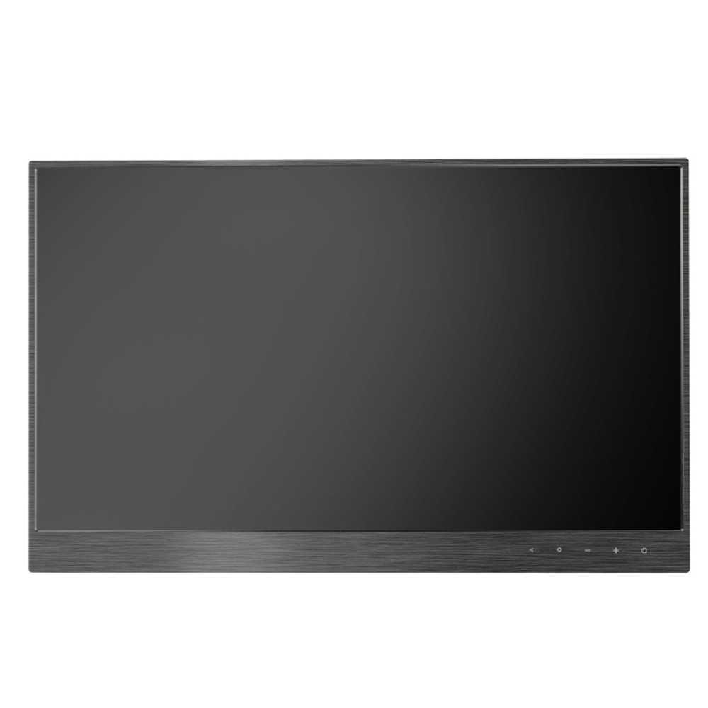 المحمولة مراقب 1920x1080 HD IPS 13.3 بوصة عرض الكمبيوتر شاشة LED مع جلد حالة ل PS4/Xbox/ هاتف لوحي محمول