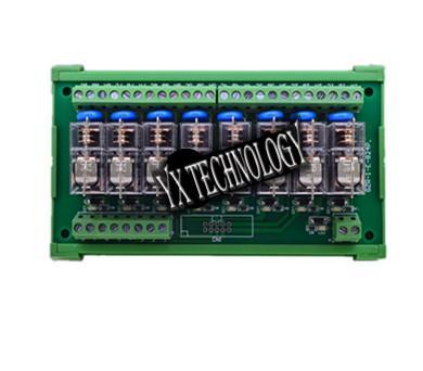 8 relay output module Relay module PLC board DC24V