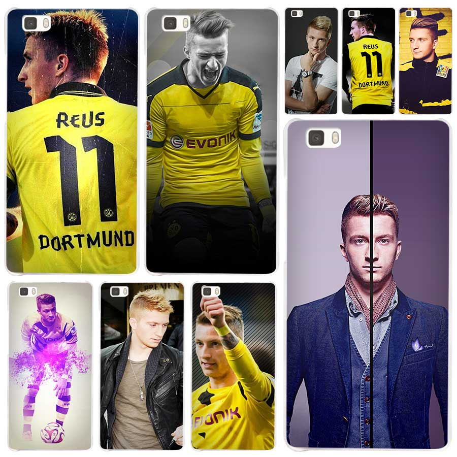 marco reus 11 Clear Case Cover Coque Shell for Huawei P10 P9 P8 Lite ...