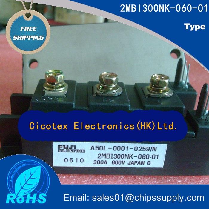 2MBI300NK-060-01 IGBT MODULE