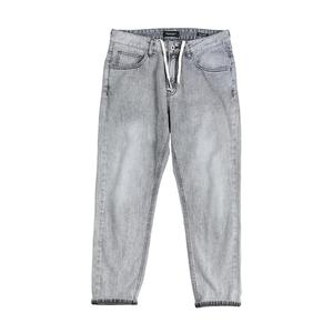 Image 5 - SIMWOOD 2020 winter spring new fashion jeans men ankle length denim trousers high quality brand clothing 190345
