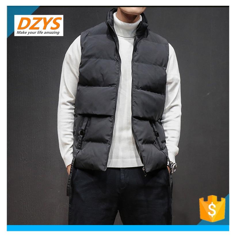 detailed look 57634 ea31d DZYS-Printemps-et-Automne-Hommes-Col-Coton-Gilet-Veste-de -Coton-Slim-Court-tudiant-Coton-Gilet.jpg