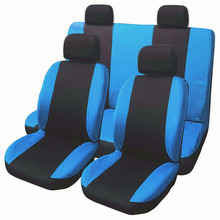 Detail New Style Polyester Car Seat Cover Universal Fit Most Covers Protector 6 Colour