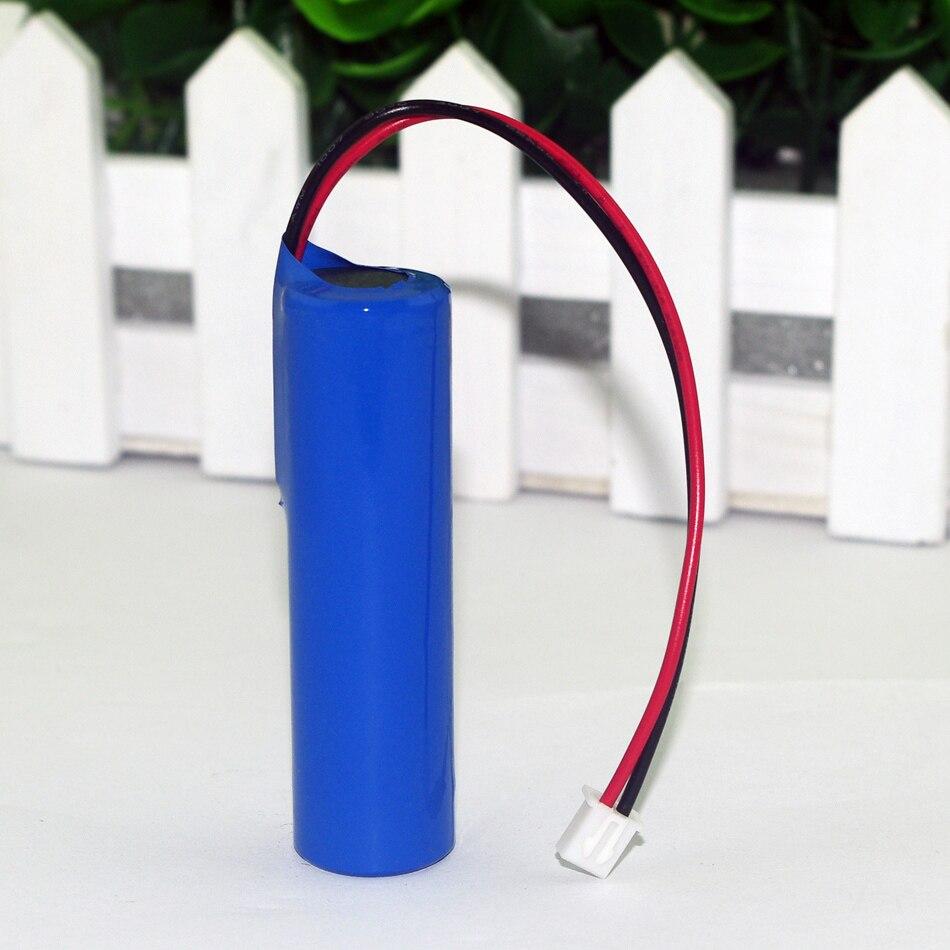 1 шт. 3.7 В 2200ma игровой автомат просмотра видео Усилители домашние 18650 литиевая Батарея ...