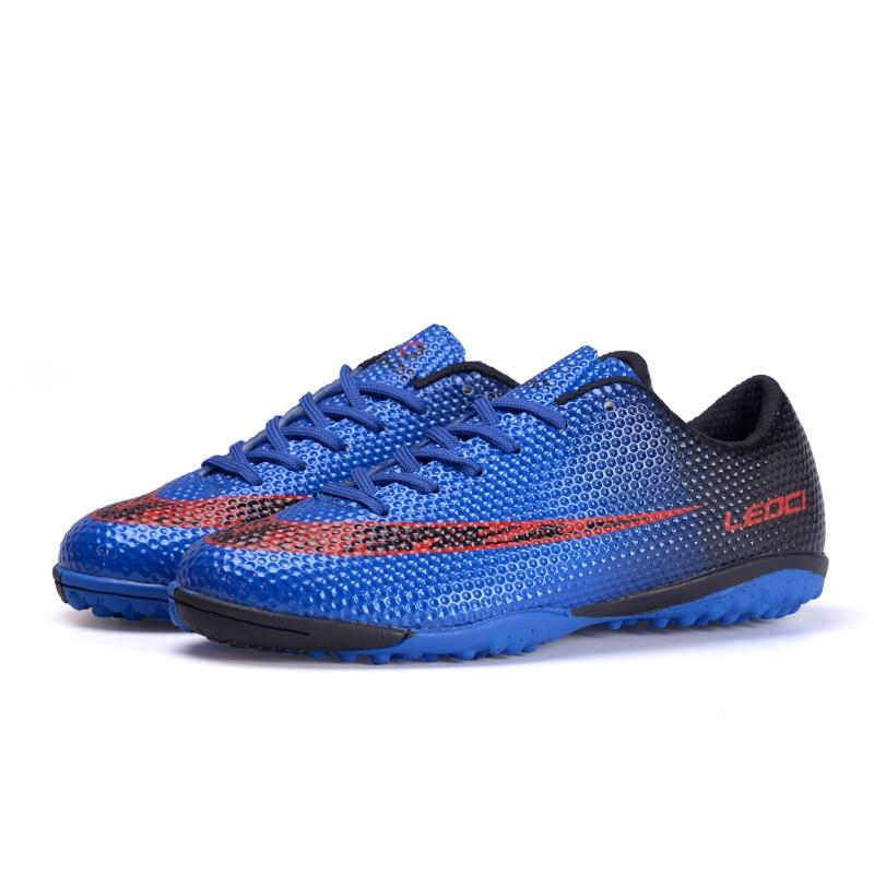 New Boy Kids Men Soccer Cleats Shoes Turf Football Boots Soccer ...
