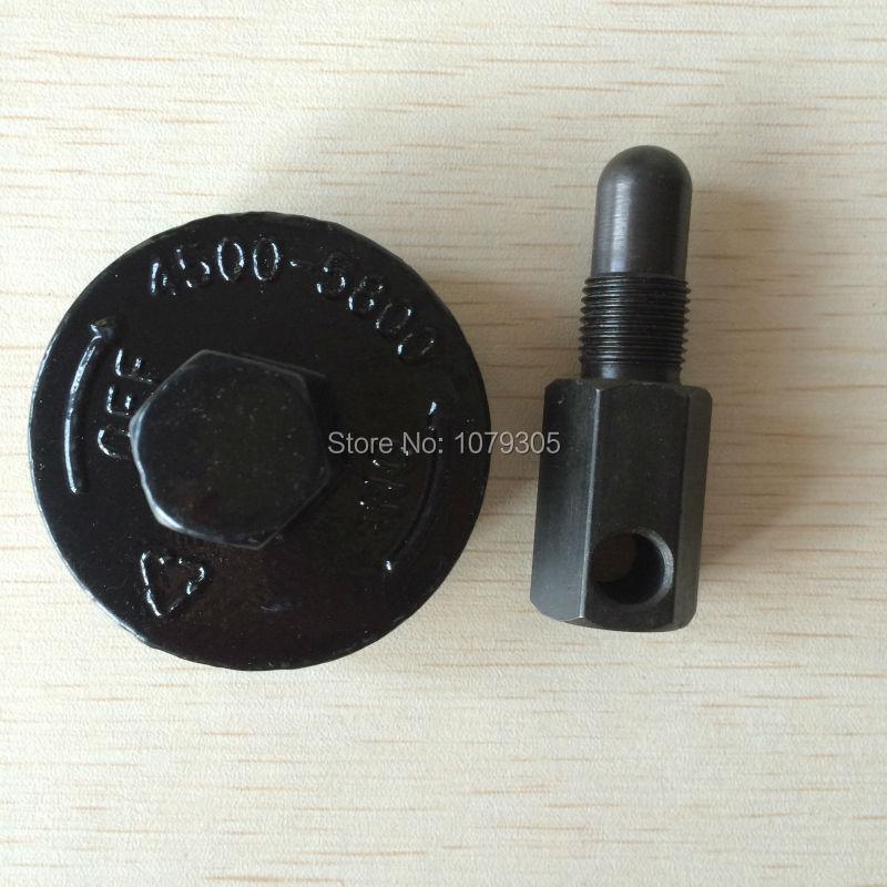 Profesjonalne narzędzia do demontażu sprzęgła piły łańcuchowej - Narzędzia ogrodnicze - Zdjęcie 2