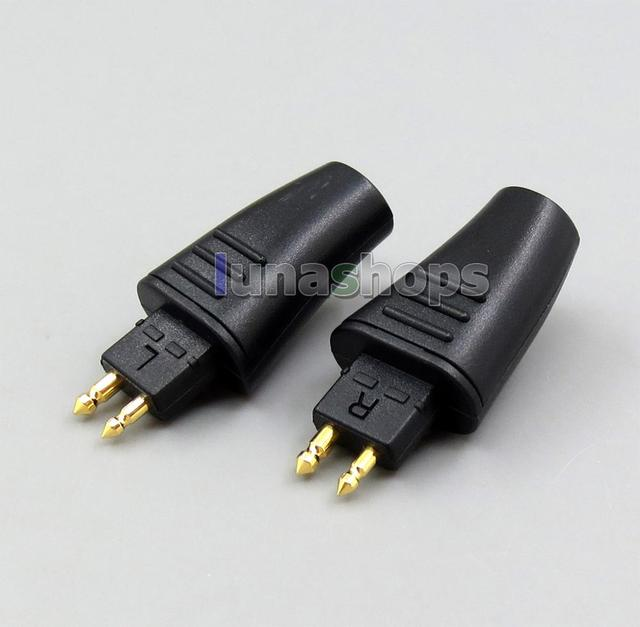 1Pair Headphone Earphone DIY Audio Custom Pin Adapter For FOSTEX TH900 MKII MK2 LN006026