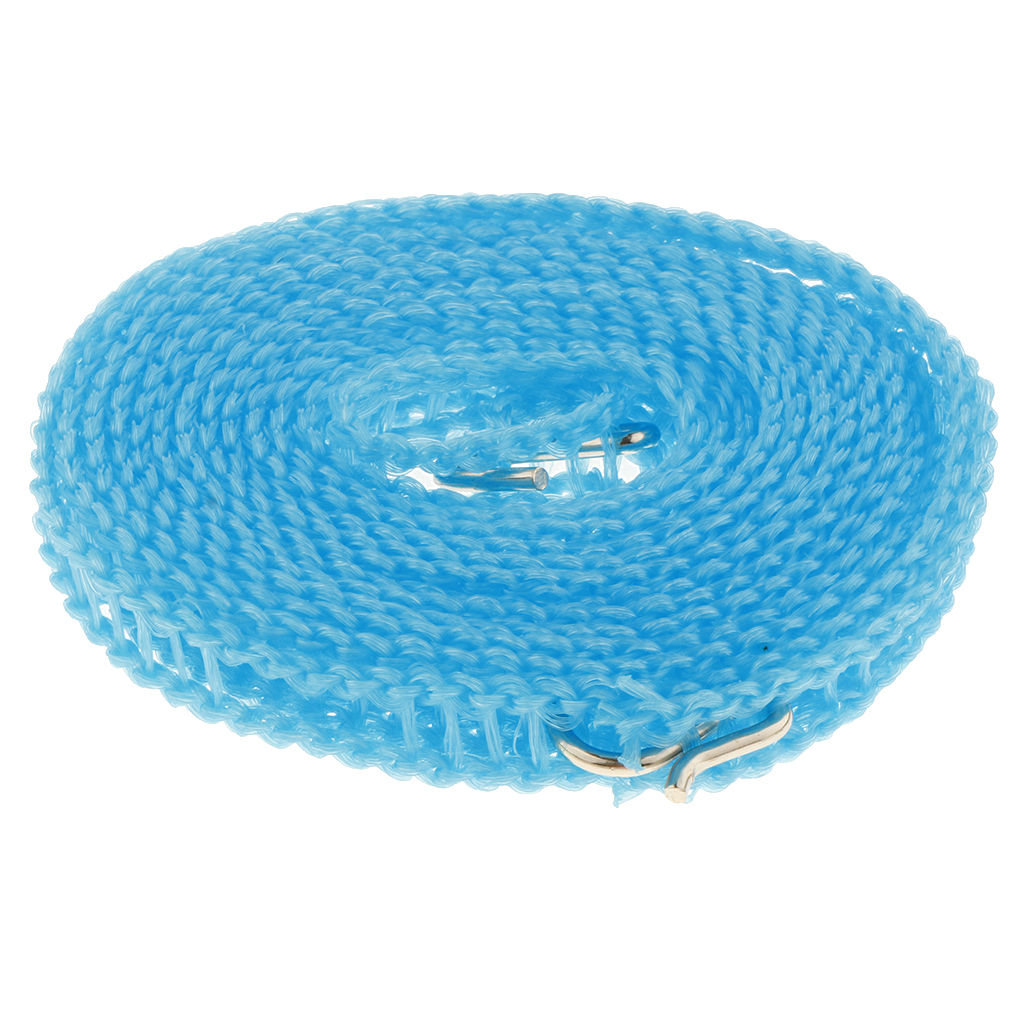 Strong Polypropylene Washing Line Clothes Rope Clothesline 3//5M