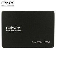 Оригинальный pny 240 ГБ, SATAIII, SSD 6 ГБ/сек. Внутренний твердотельный диск для хранения данных 2,5 «Ноутбук Настольный ПК TLC диско Дуро жесткий диск Бесплатный подарок