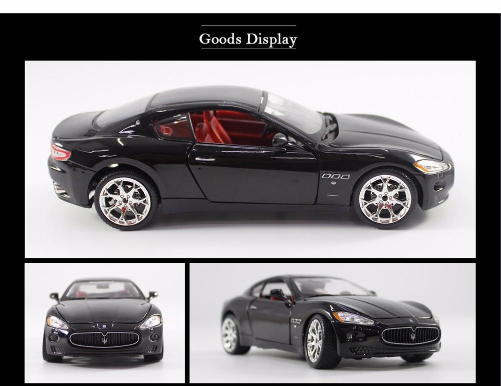 Maserati-Gran-Turism-Diecasts-Model-14