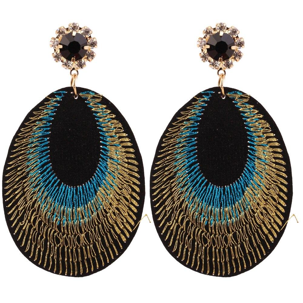 Big fashion earrings for cheap 72
