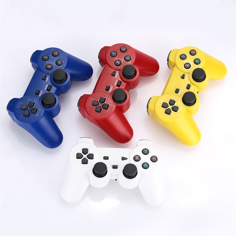 Cewaal Wireless Dual Joystick Control Stick Game Controller Gamepad Joy-con For PS3 Android PC windows 7 8 10 TV Box Gift