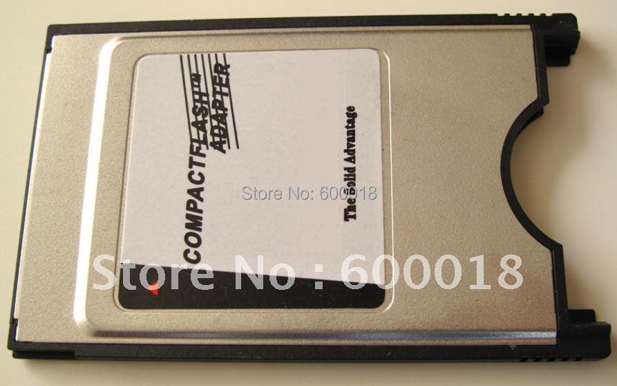 Prix pour PCMCIA Adaptateur CF Lecteur de Carte mémoire pour le dispositif de l'industrie et ordinateur livraison gratuite note: onlyl la adaptateur