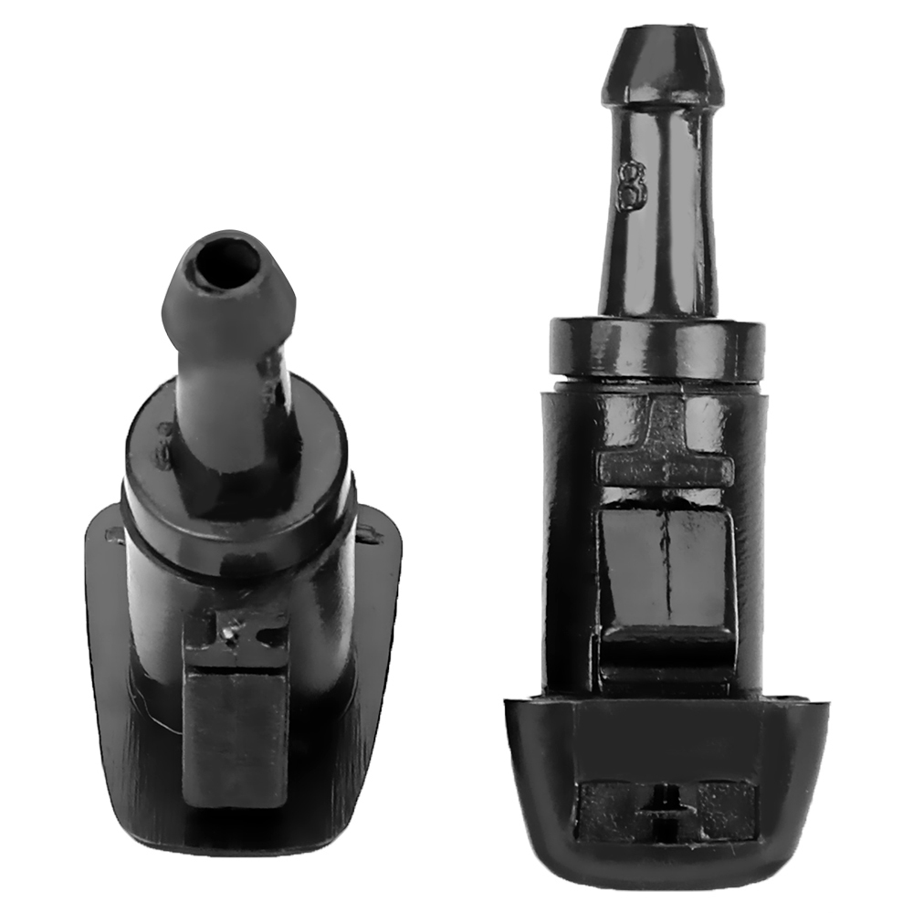 Wiper Jet Nozzle For Chrysler 300  For Dodge Charger Magnum Washer  Windshield Water Sprayer Fan Shaped