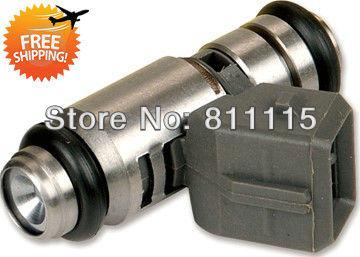 Free Shipping Fuel Injector IWP179 for Renault 8200207049 Renault  Logan/Kangoo 1 6 16V flex, high