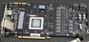 Image 2 - BYKSKI 워터 라디에이터 블록 사용 Palit GTX1080TI GameRock/MAXSUN GTX1080Ti Super JetStream/Full Cover GPU 구리 블록 RGB