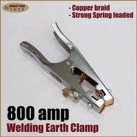 ground clamp welding clip pliers earth welder alligator holder brass copper car stud welder accessories spotter tools bodywork
