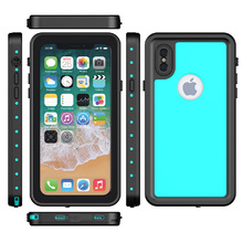 For iPhone X Xs IP68 Waterproof case Shock Dirt Snow Proof Protection With Touch ID for iPhone Xs Case Cover Skin 5.8 inch for iphone xs max ip68 waterproof case water shock dirt snow proof protection for iphone xs with touch id case cover