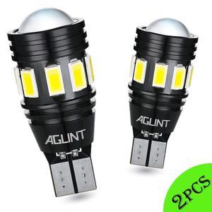 Image 1 - AGLINT 2PCS T15 W16W LED 912 T16 LED Car Bulbs CANBUS No Error Code For Backup Reverse Lamp Xenon White 6000k 12 24V