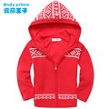 2016 New Fashion children's sweater outerwear 100% cotton boy and girl baby Pullover jacket for kids boys Girls Pullover sweater