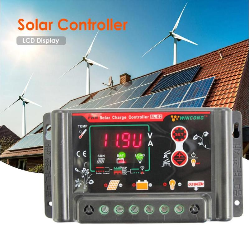 12V 24V 11.1V 10A Charging Overdischarge Lithium Battery Solar Controller12V 24V 11.1V 10A Charging Overdischarge Lithium Battery Solar Controller