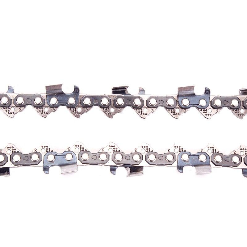 Kabel 20-zoll Kettensäge Ketten 3/8 pitch 1,3mm Gauge 70 Link Volle Meißel Fit Für Sah Ketten äRger LöSchen Und Durst LöSchen Heimwerker Hardware