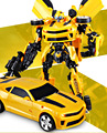 Transformation Autobot Robot Vehicle Bumblebee Boys Kids Action Figures Minifigure Toy Gift