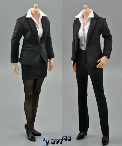 "1/6 scale Doll clothes for 12"" action figure Female doll,Women's uniforms clothing for figure.not include doll and shoes.1544"
