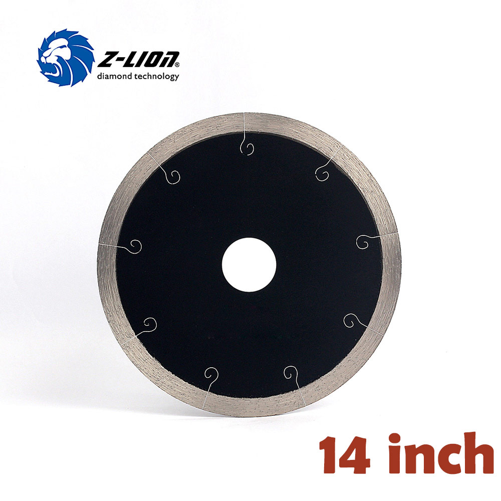 цена на Z-LION 14 inch diamond saw blade cutting disc for tile ceramic