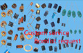 Custom service Wholesale electronic parts Kit bomlist components pack professionalparts Original IC Diode Resistor etc