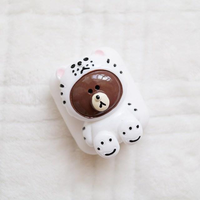 Cute Bear AirPod Case Cover 2