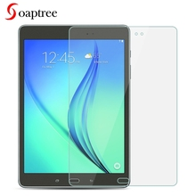 Soaptree Tempered Glass For Samsung Galaxy Tab A 7.0 8.0 9.7 10.1 10.5 Tablet Screen Protectors