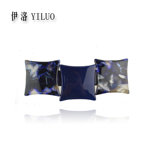 Women Hair Accessories Top Clamp Hair Barrette New Vintage Office Lady Small Hair Clip For Girls