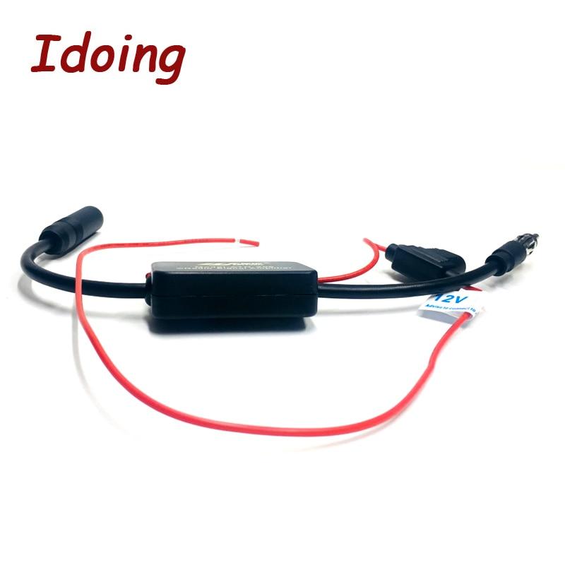 Discos antena universal FM amplificadores 12v coche antena