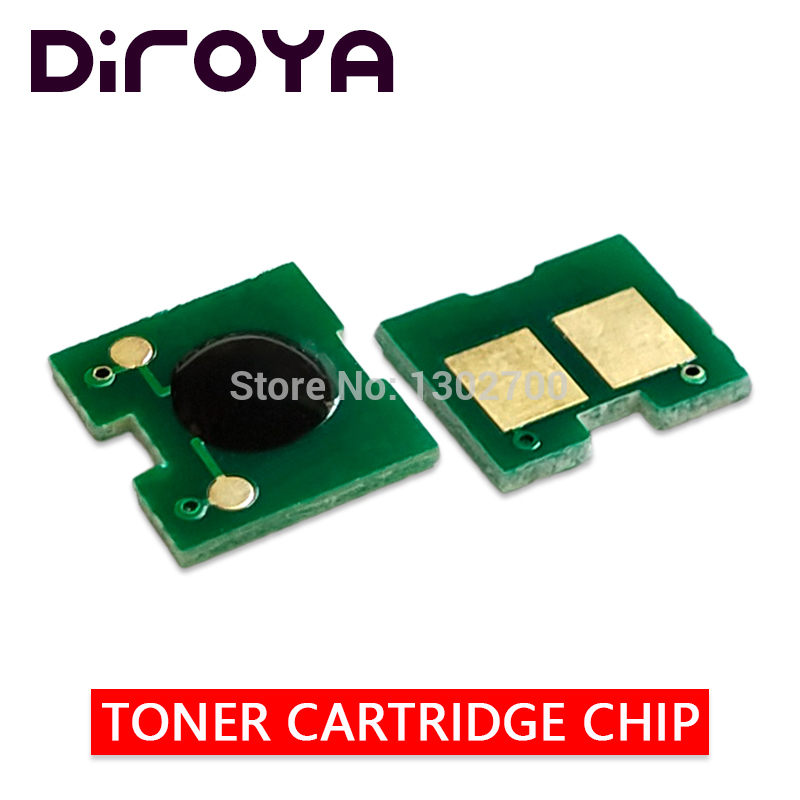 125A CB540A CB541A CB542A CB543A Toner Cartridge Chip For HP Color LaserJet CP1215 CP1518 CM1312nfi CM1312 CP1517 CP1519 Reset