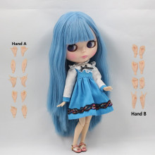 Factory Neo Blythe Doll Mood Hair Color Changes With The Temperature