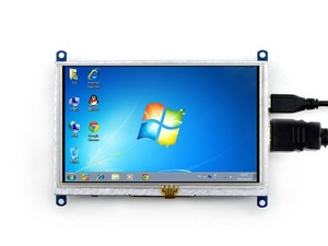 Image 5 - Waveshare 5inch HDMI LCD (B) 800*480 Resistive Touch Screen,5 HDMI LCD/monitor,Support Windows 10/8.1/8/7,various systems