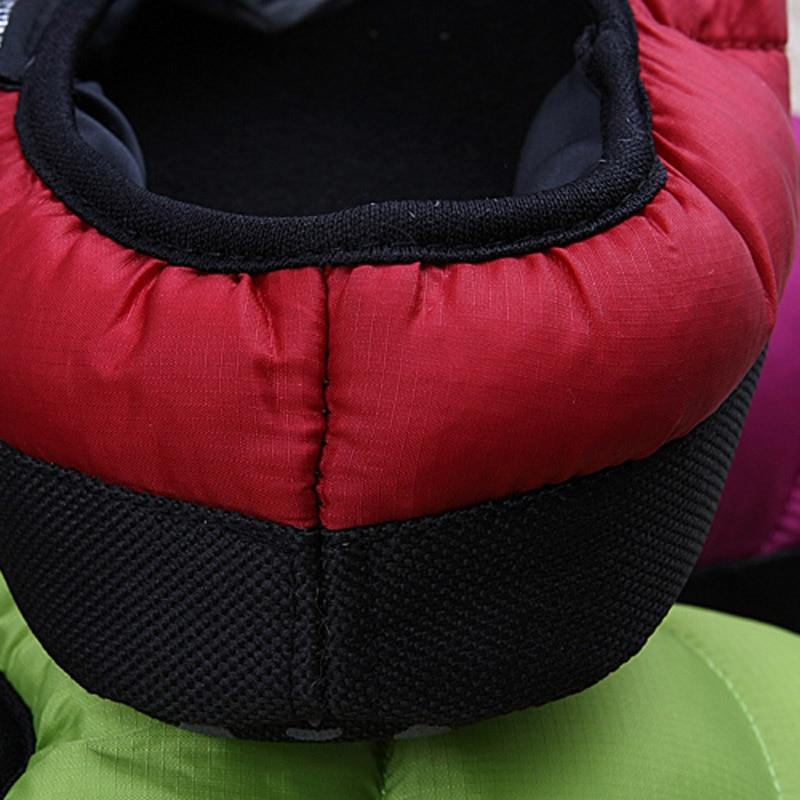 2018 Pouches met kleurrijke veren slippers leuke paar thuis katoenen - Damesschoenen - Foto 6