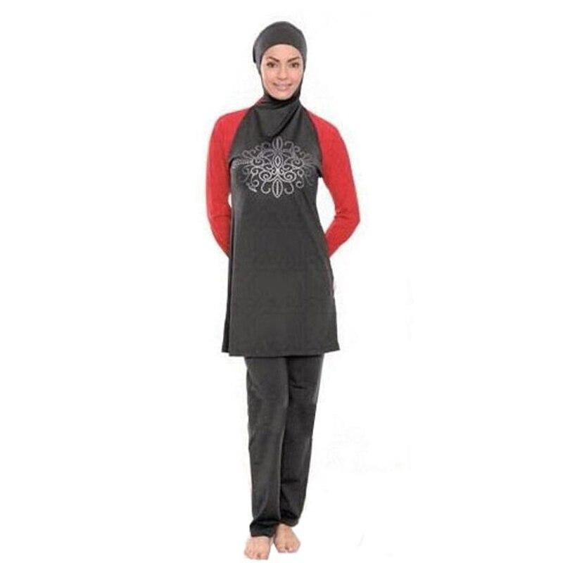 YONGSEN скромний мусульманський - Спортивний одяг та аксесуари - фото 3