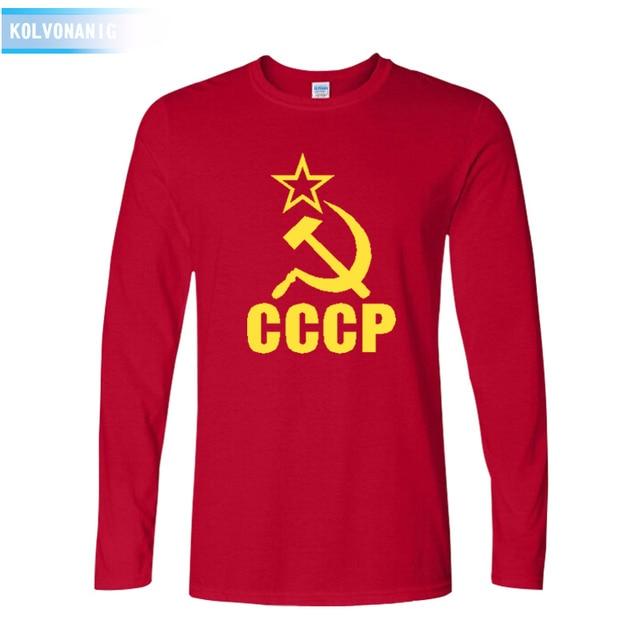 Moda Impresión Rusos Drees Novedad Cccp Kolvonanig De Otoño 8NOn0wvm