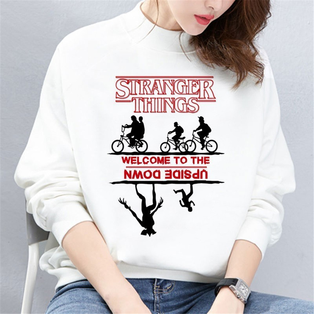 Stranger Things Hoodies Men/women Fashion Cotton Men's Hoodies Sweatshirts Autumn Stranger Thing Hoodie Clothes