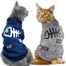 Милая Одежда для кошек, зимняя одежда для собак, худи для маленьких средних собак, кошек, котят, Китти, одежда, куртки для кошек, куртки, костюмы