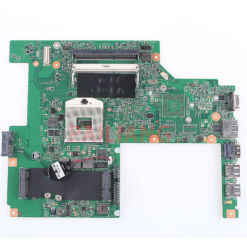 PAILIANG Laptop Motherboard For DELL Vostro 3500 V3500 PC Mainboard CN-0PN6M9 0PN6M9 Tesed DDR3