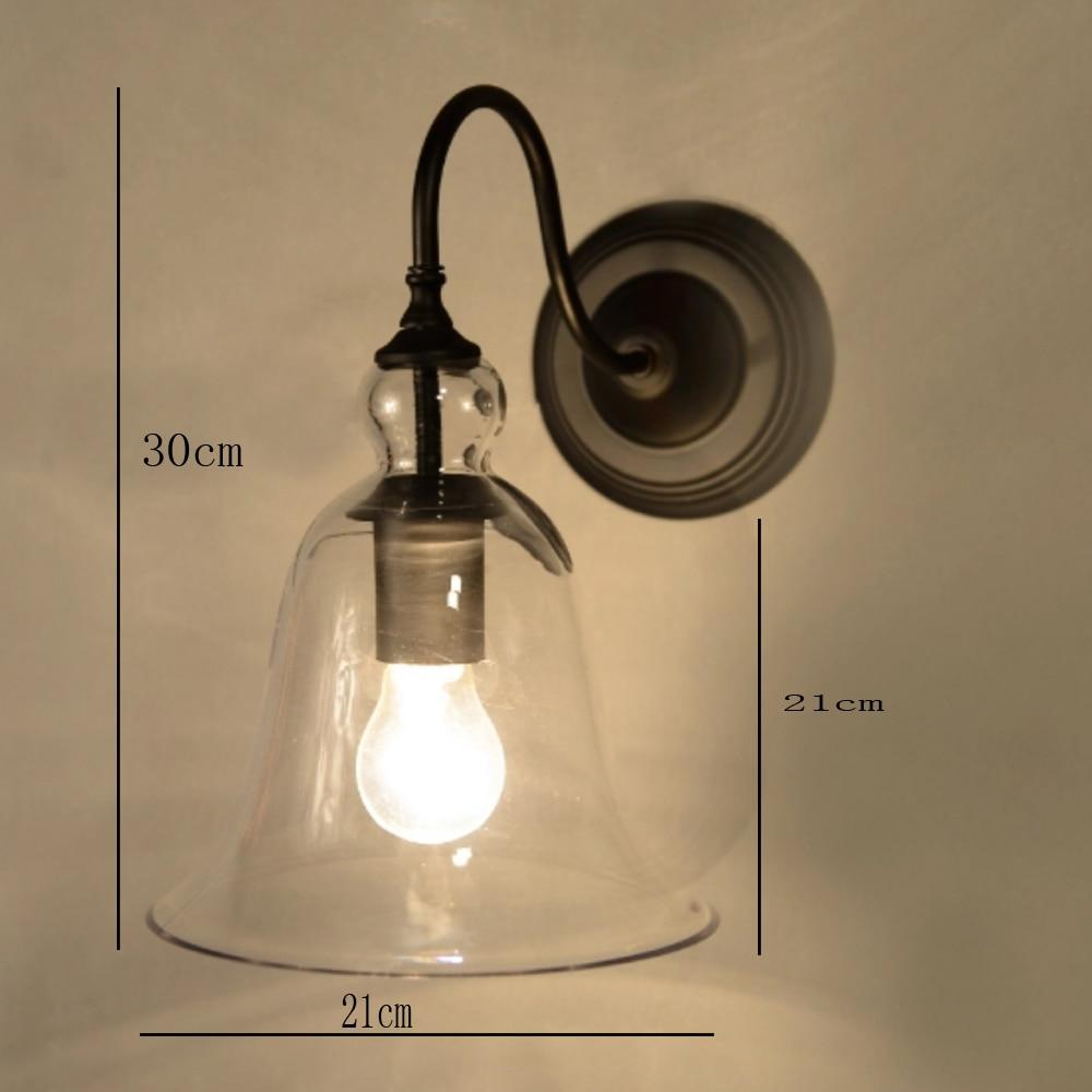 New Classic Wall Light Vintage Creative Iron Lamps American Style ... for Vintage Classic Wall Lamp  111bof