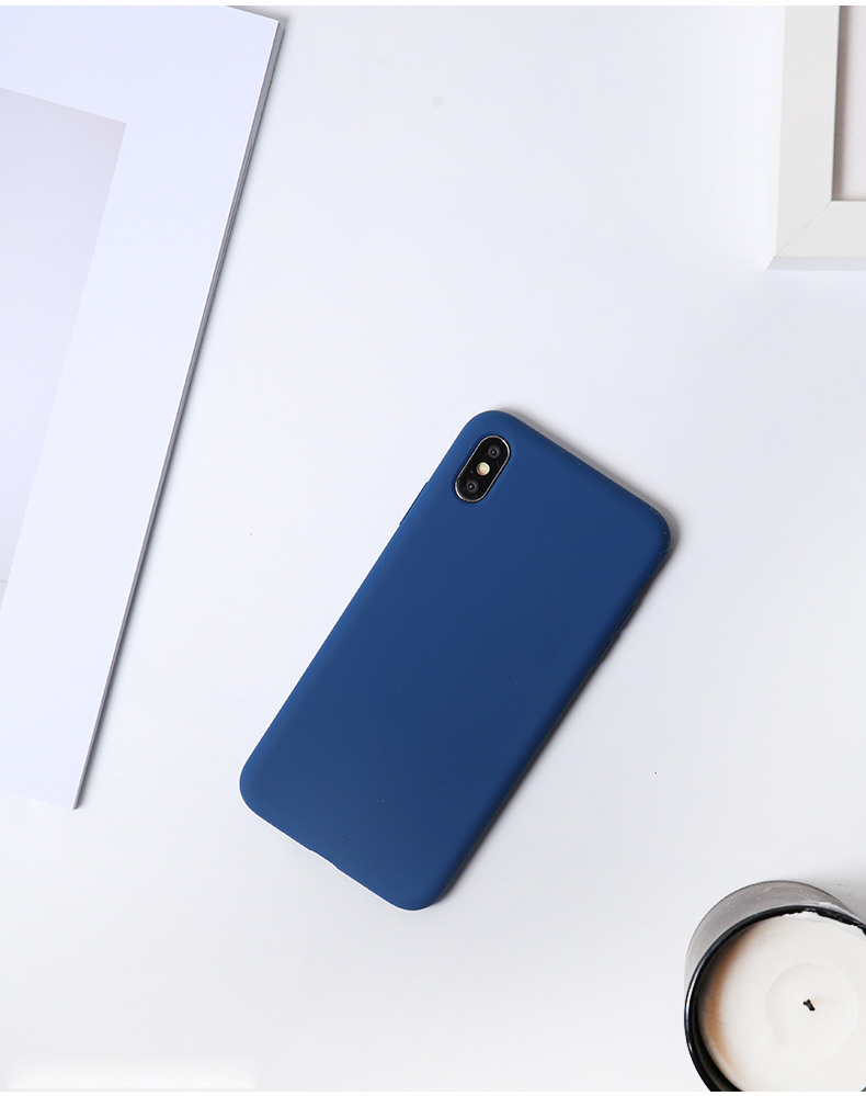 Silicone Case for Apple iPhone 21