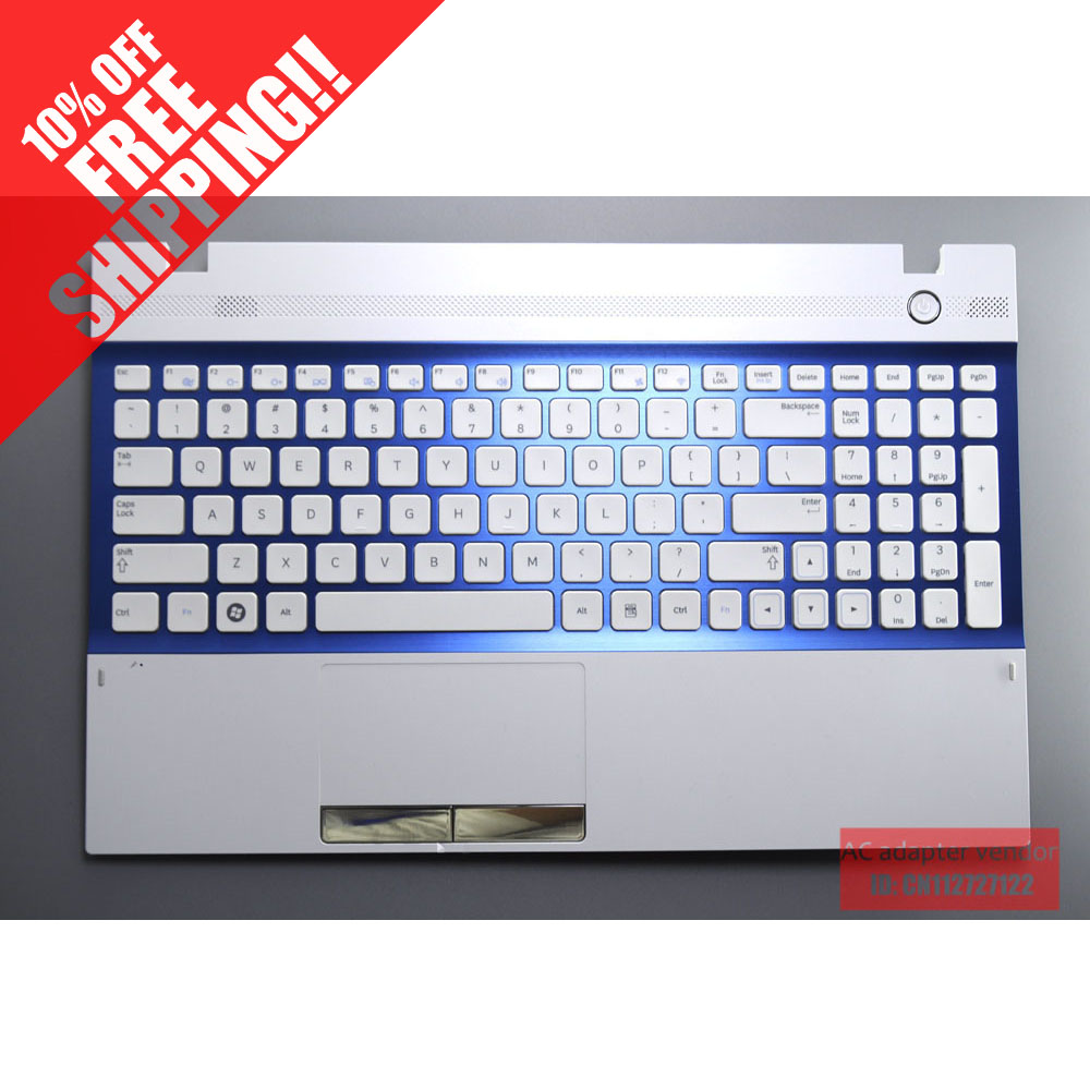 FOR Samsung NP300V5A laptop keyboard with c shell for samsung sf410 sf411 laptop keyboard with c shell