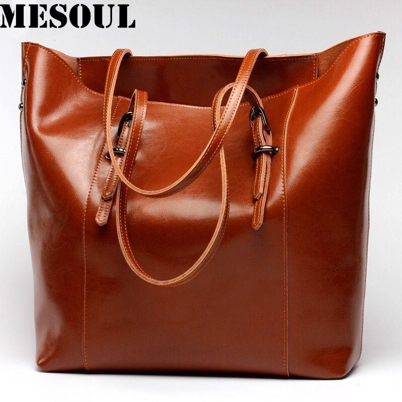 mulheres bolsa de couro genuíno Material Principal : Couro Genuíno