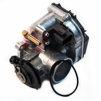 Throttle Body For VW Caddy Mk2 Golf Mk3 For Polo Vento Felicia 1.4 1.6 030133064D for SEAT AROSA (6H)