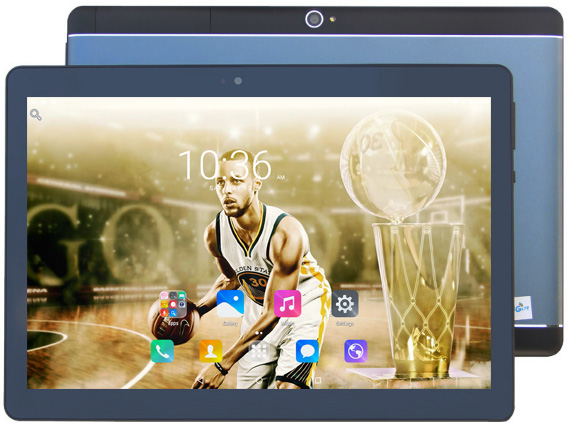 2018 New DHL Free 10 inch Tablet PC Octa Core 4GB RAM 64GB ROM Dual SIM Cards 3G WCDMA Android 7.0 GPS Tablet PC 10 10.1 +Gifts